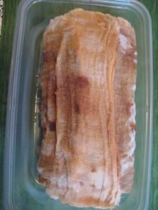 fruitcake-wrapped